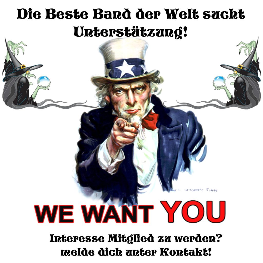We_Want_You_Mitglieder